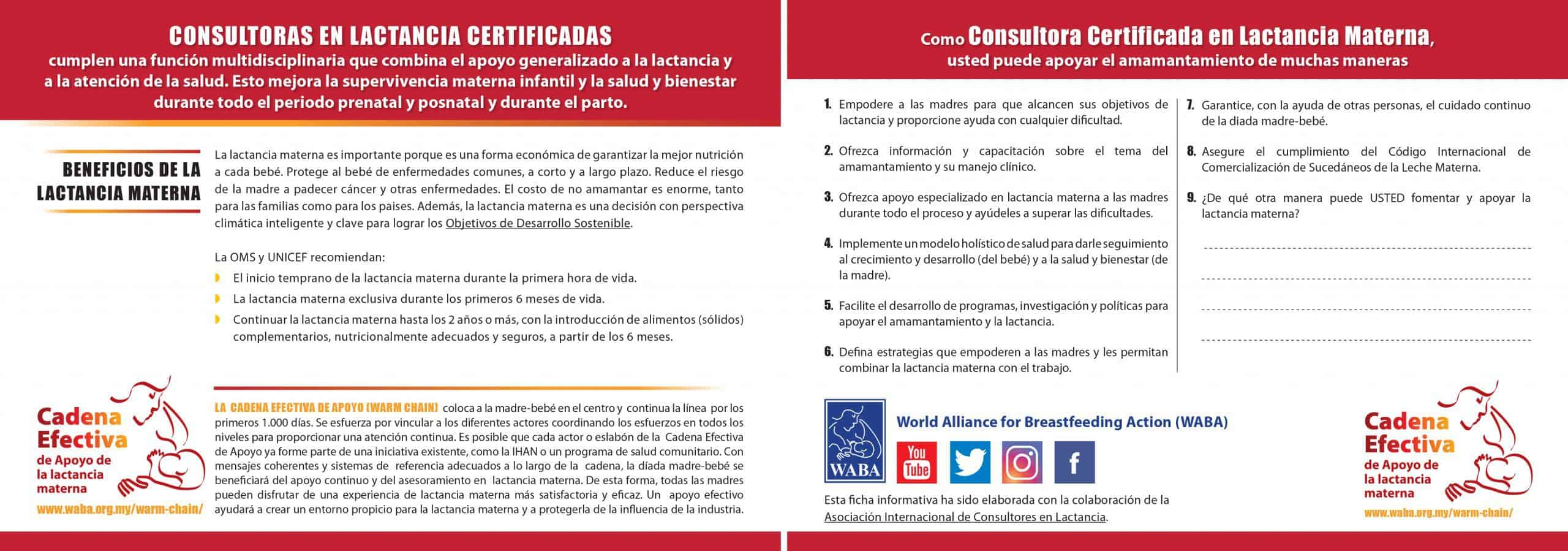 Spanish_Warm-Chain-card-Certified-Lactation-Consultant